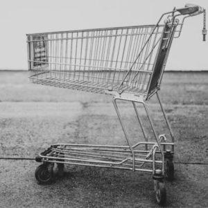 ショッピングカート選定のイメージ